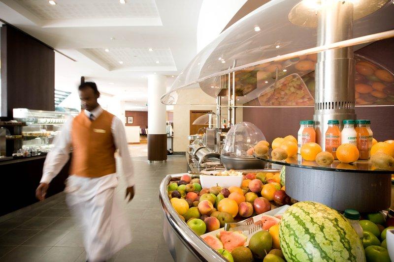 Crowne Plaza Brussels Airport-Restaurant<br/>Image from Leonardo