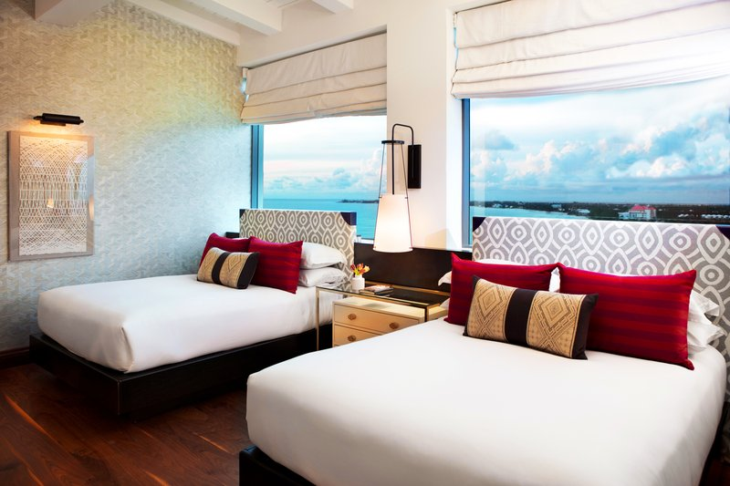 Kimpton Seafire Resort & Spa-Presidential Queen Queen Bedroom<br/>Image from Leonardo
