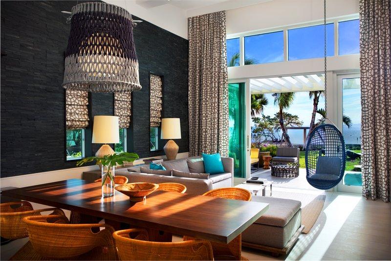 Kimpton Seafire Resort & Spa-Bungalow Living Room<br/>Image from Leonardo