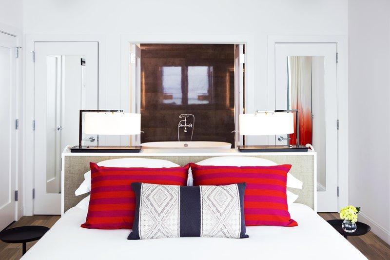Kimpton Seafire Resort & Spa-Oceanfront Suite Bedroom<br/>Image from Leonardo