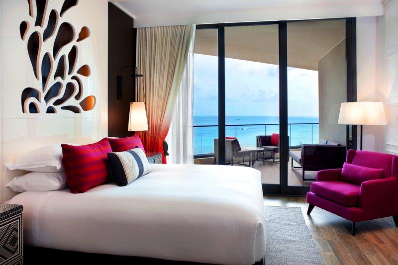 Kimpton Seafire Resort & Spa-Ocean View King<br/>Image from Leonardo