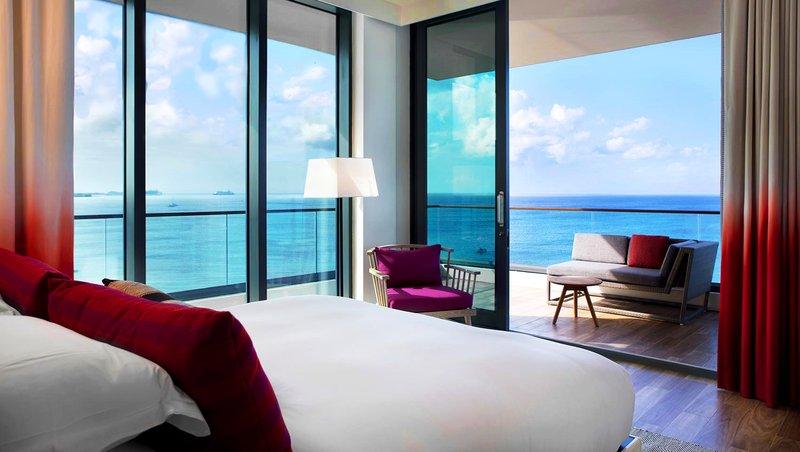 Kimpton Seafire Resort & Spa-Oceanfront Guest Room<br/>Image from Leonardo