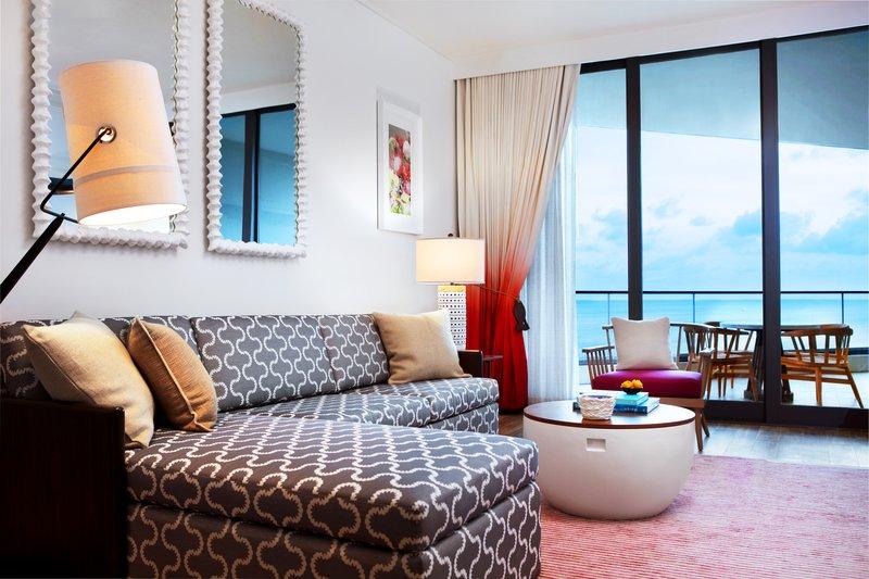 Kimpton Seafire Resort & Spa-Living Room<br/>Image from Leonardo