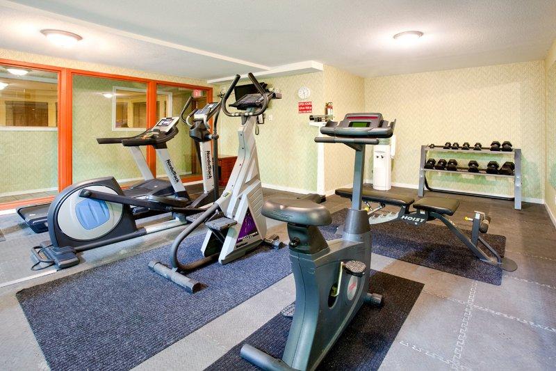 Holiday Inn Hotel & Suites Osoyoos-Fitness Center<br/>Image from Leonardo