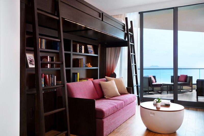 Kimpton Seafire Resort & Spa-Family Suite<br/>Image from Leonardo