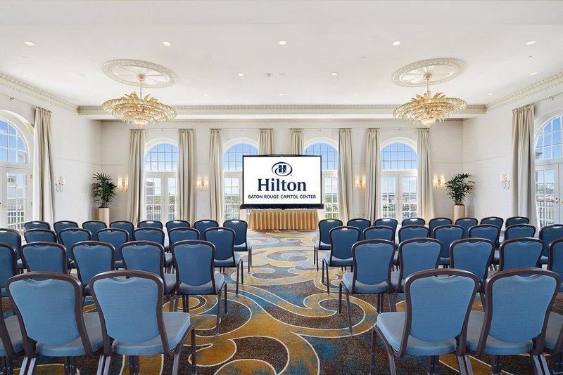 Hilton Baton Rouge Capitol Center-Baton Rouge Conference Room<br/>Image from Leonardo