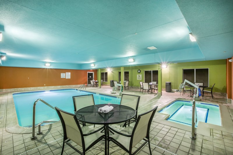 Holiday Inn Express Hastings-Kick back and relax in our indoor hot tub  <br/>Image from Leonardo