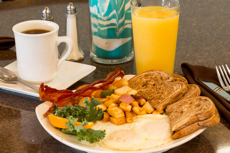 Holiday Inn Resort Daytona Beach Oceanfront-Our Best 4 Value Breakfast is a great start to the day!<br/>Image from Leonardo