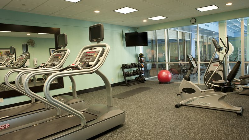 Holiday Inn Rock Island - Quad Cities-Complete your workout in our Fitness Center<br/>Image from Leonardo