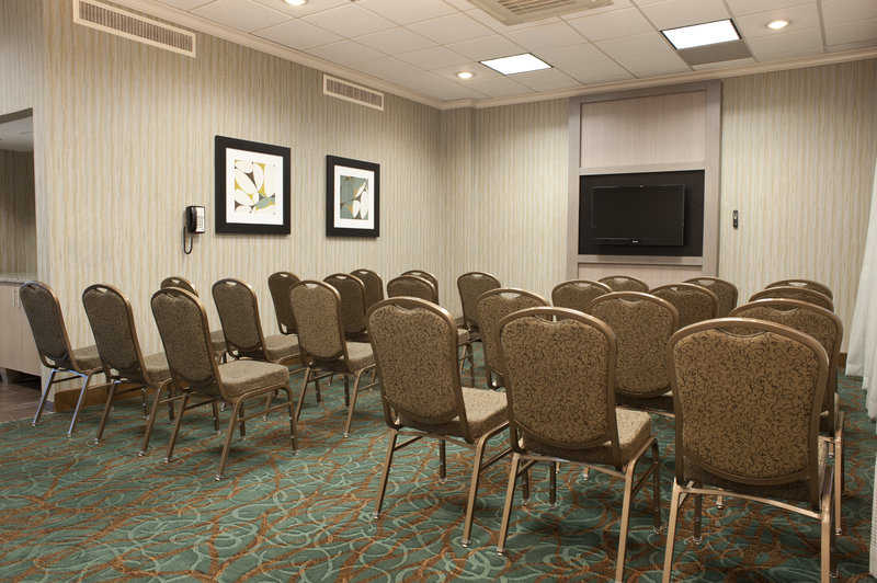 Holiday Inn Rock Island - Quad Cities-Theatre style seating in Salon 3<br/>Image from Leonardo