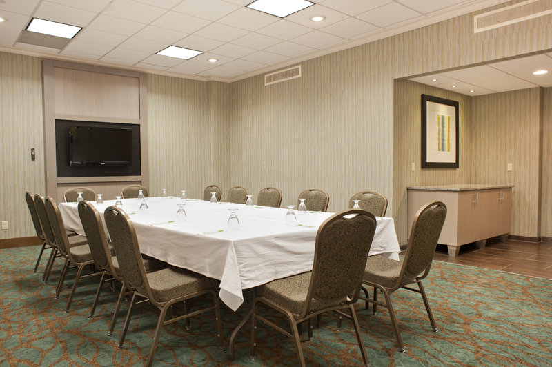 Holiday Inn Rock Island - Quad Cities-Conference style seating in Salon 2<br/>Image from Leonardo