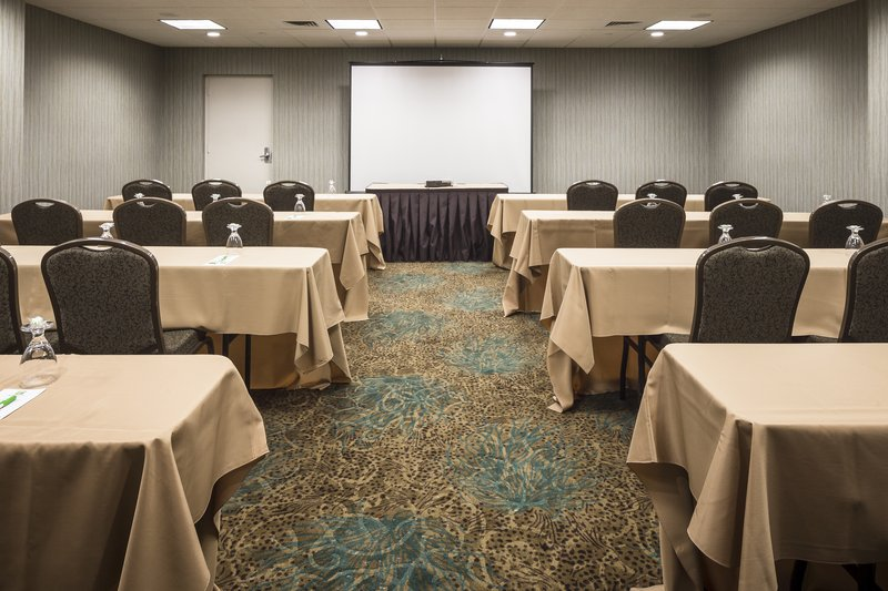 Holiday Inn Rock Island - Quad Cities-Captain's Room 2 is awaiting your attendees with classroom seating<br/>Image from Leonardo