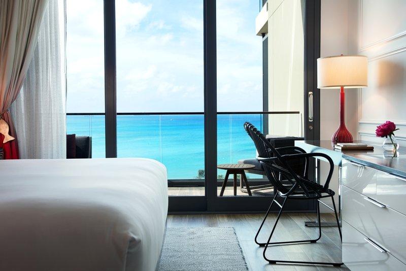 Kimpton Seafire Resort & Spa-Ocean Front King Studio<br/>Image from Leonardo
