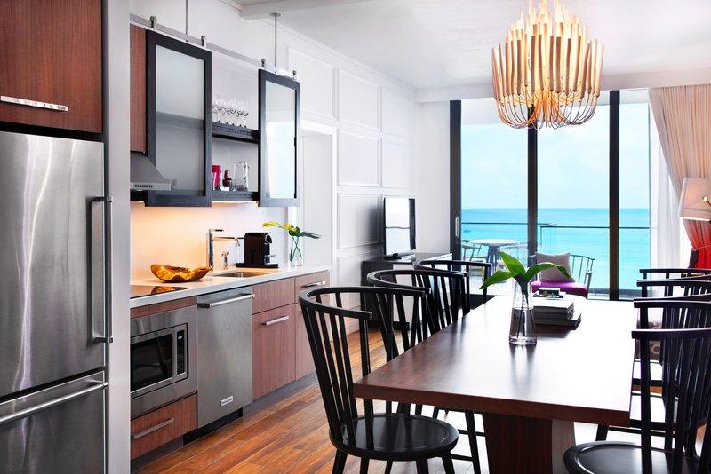 Kimpton Seafire Resort & Spa-Ocean Front Two Bedroom Kitchen<br/>Image from Leonardo