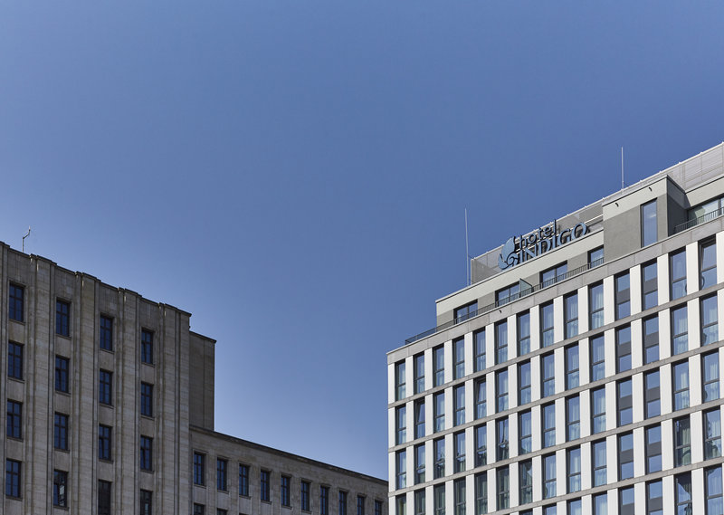 Hotel Indigo Berlin Centre Alexanderplatz-Hotel Indigo Berlin - Centre Alexanderplatz, a boutique retreat.<br/>Image from Leonardo