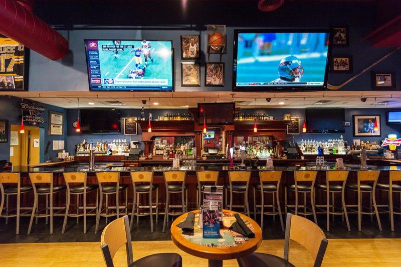 Crowne Plaza Boston - Woburn-Scoreboard Bar 3<br/>Image from Leonardo