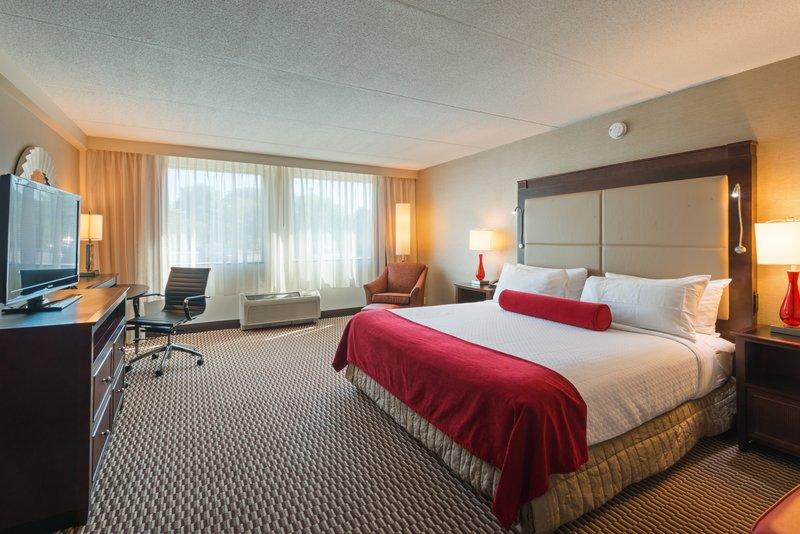 Crowne Plaza Boston - Woburn-King ADA Guest Room<br/>Image from Leonardo