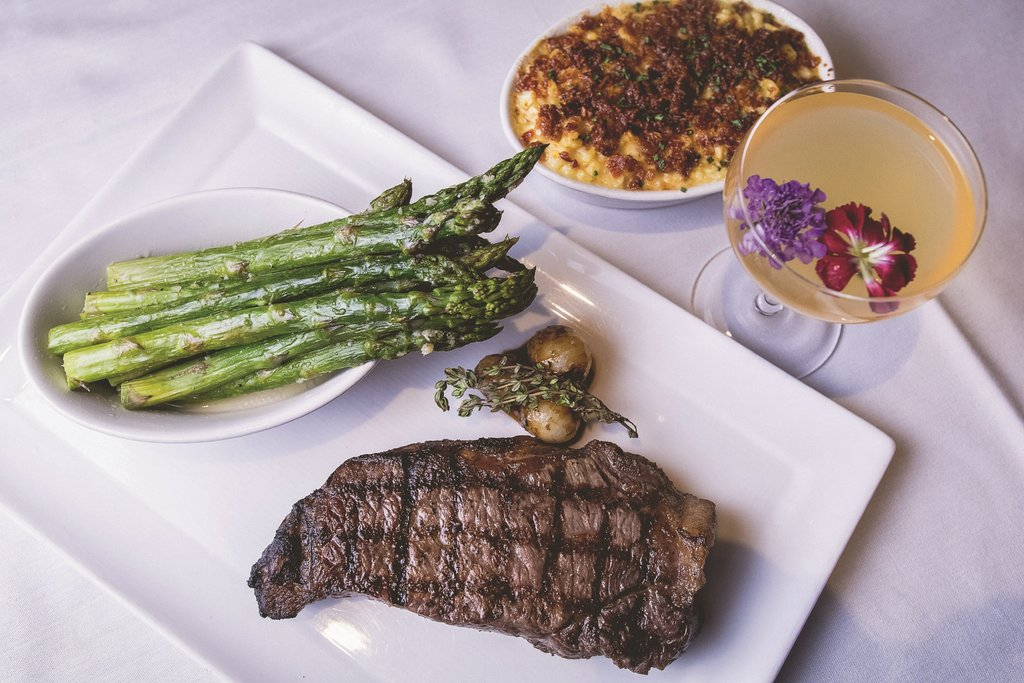 Excalibur Hotel and Casino - Camelot Steakhouse <br/>Image from Leonardo