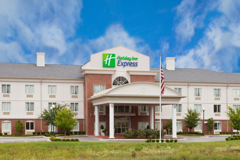 Holiday Inn Express Radcliff - Fort Knox-Elizabethtown Sports Park is less than 10 miles away<br/>Image from Leonardo