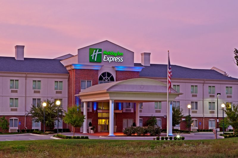 Holiday Inn Express Radcliff - Fort Knox-Fort Knox Military Base is just 9 miles away<br/>Image from Leonardo