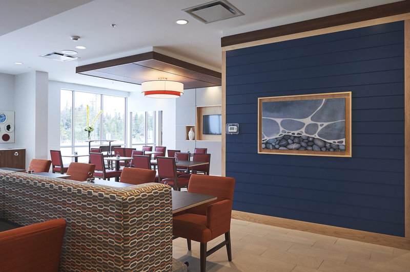 Holiday Inn Express & Suites St John's Airport-Holiday Inn Express & Suites St. John's Airport - Breakfast Area<br/>Image from Leonardo