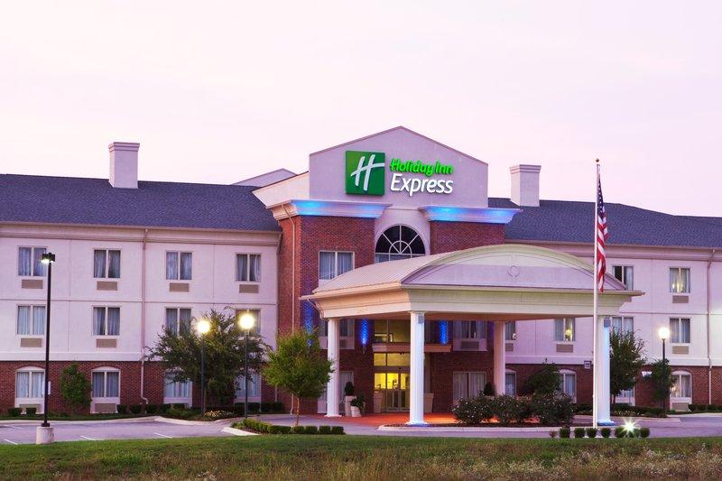 Holiday Inn Express Radcliff - Fort Knox-Winner of prestigious IHG Torchbearer Award<br/>Image from Leonardo