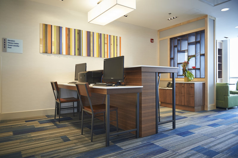 Holiday Inn Express & Suites St John's Airport-Holiday Inn Express & Suites St. John's Airport - Business Center<br/>Image from Leonardo