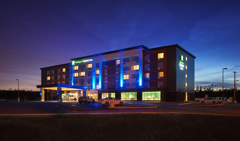 Holiday Inn Express & Suites St John's Airport-Holiday Inn Express & Suites St. John's Airport Exterior<br/>Image from Leonardo