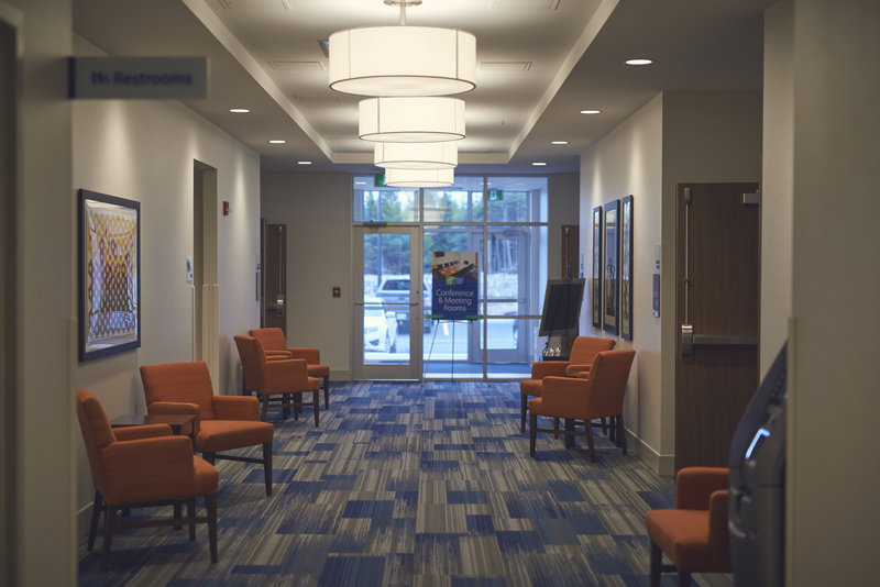 Holiday Inn Express & Suites St John's Airport-Holiday Inn Express & Suites St. John's Airport Pre-Function Area<br/>Image from Leonardo