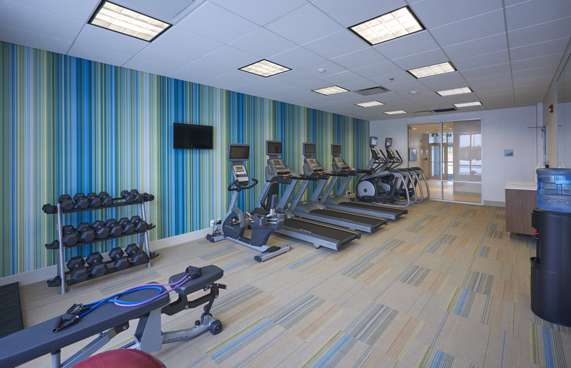 Holiday Inn Express & Suites St John's Airport-Holiday Inn Express & Suites St. John's Airport - Fitness Center<br/>Image from Leonardo