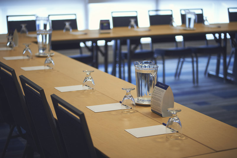 Holiday Inn Express & Suites St John's Airport-Holiday Inn Express & Suites St. John's Airport Meeting Set-up<br/>Image from Leonardo