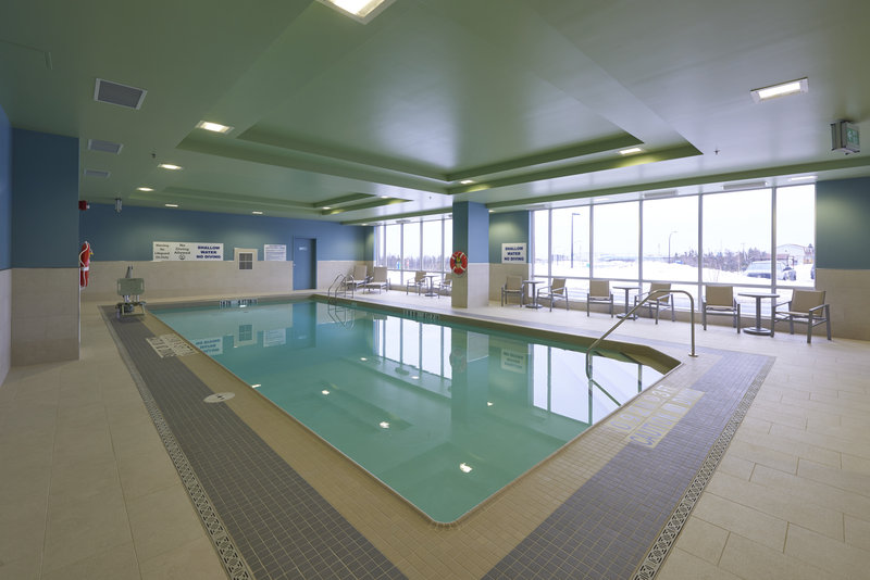 Holiday Inn Express & Suites St John's Airport-Holiday Inn Express & Suites St. John's Airport - Indoor Pool<br/>Image from Leonardo