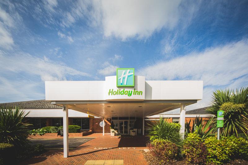 Holiday Inn Reading-South M4, Jct.11-Entrance<br/>Image from Leonardo