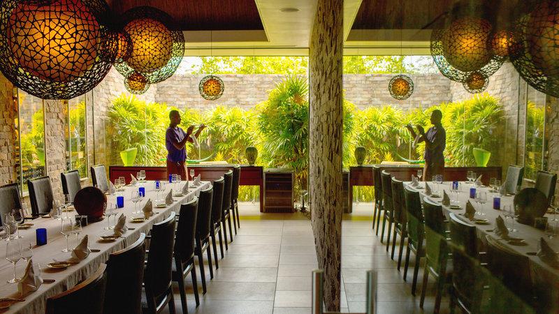 InterContinental Fiji Golf Resort & Spa-The private dining room at Navo Restaurant<br/>Image from Leonardo