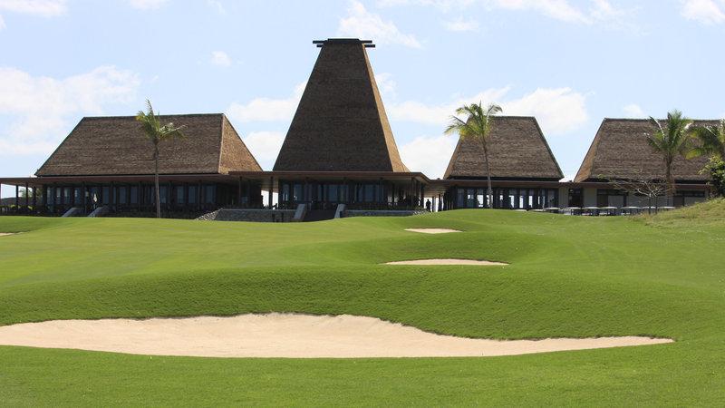 InterContinental Fiji Golf Resort & Spa-Natadola Bay Golf Clubhouse<br/>Image from Leonardo