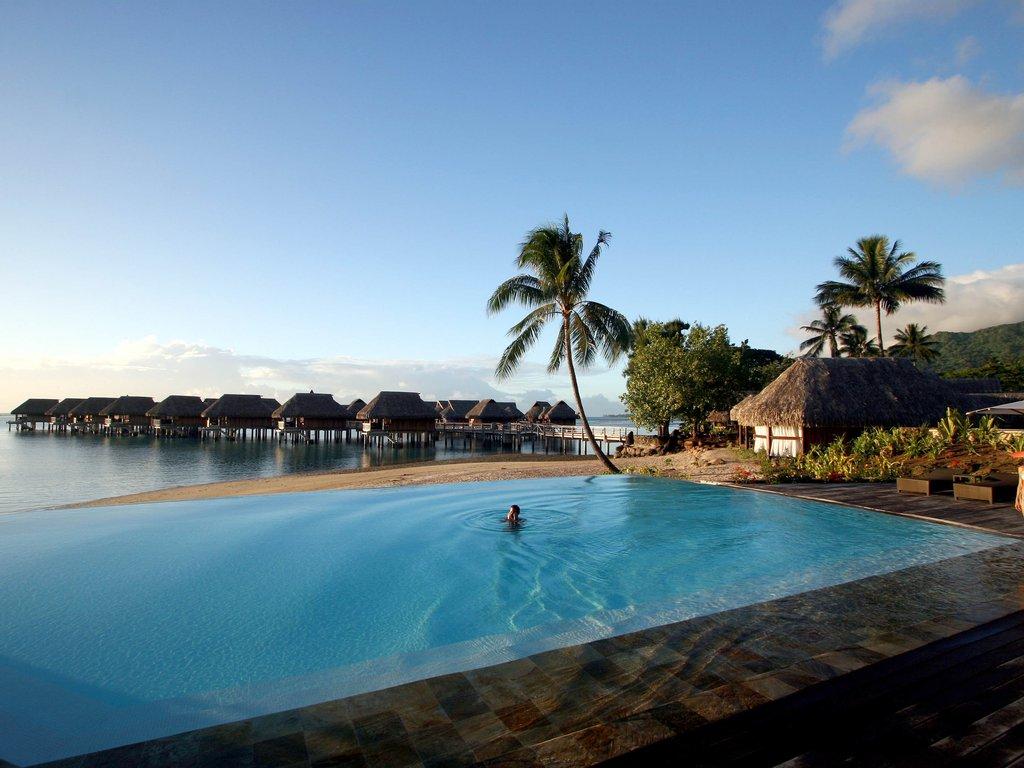 Sofitel Moorea Ia Ora Beach Resort - Pool <br/>Image from Leonardo