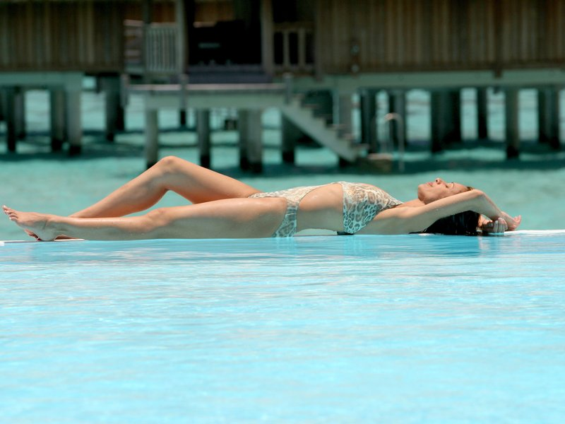 Sofitel Moorea Ia Ora Beach Resort-Pool<br/>Image from Leonardo