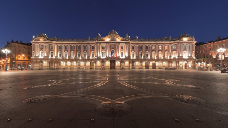 Holiday Inn Express Toulouse Airport-Capitole Square Toulouse<br/>Image from Leonardo