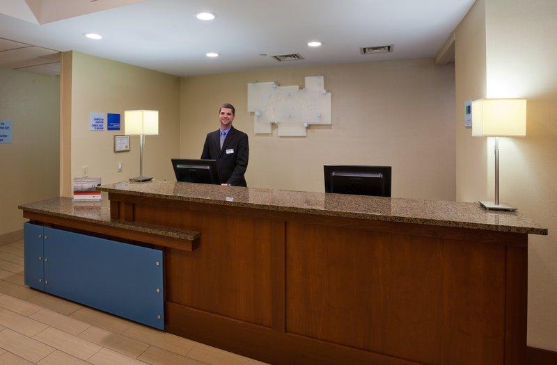 Holiday Inn Express Cedar Rapids (Collins Rd)-Welcome to our Holiday Inn Express Cedar Rapids (Collins Road)<br/>Image from Leonardo