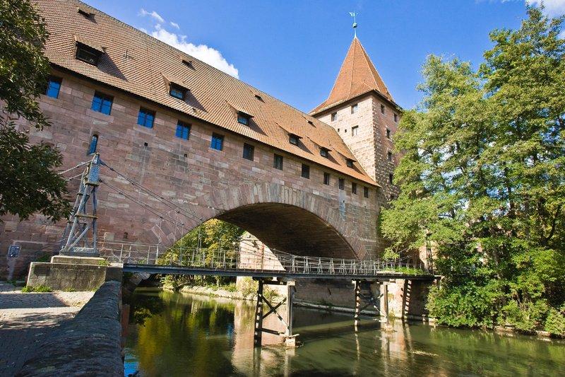 Holiday Inn Express Nuremberg City - Hauptbahnhof-Scenery / Landscape<br/>Image from Leonardo