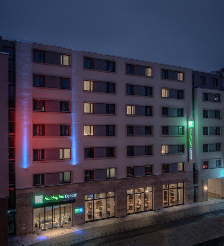 Holiday Inn Express Nuremberg City - Hauptbahnhof-Exterior Feature<br/>Image from Leonardo