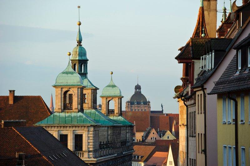 Holiday Inn Express Nuremberg City - Hauptbahnhof-Area Attractions<br/>Image from Leonardo