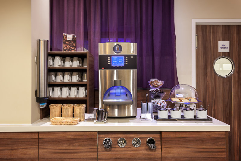 Holiday Inn Express Nuremberg City - Hauptbahnhof-Coffee to linger over at breakfast or grab before a meeting. <br/>Image from Leonardo