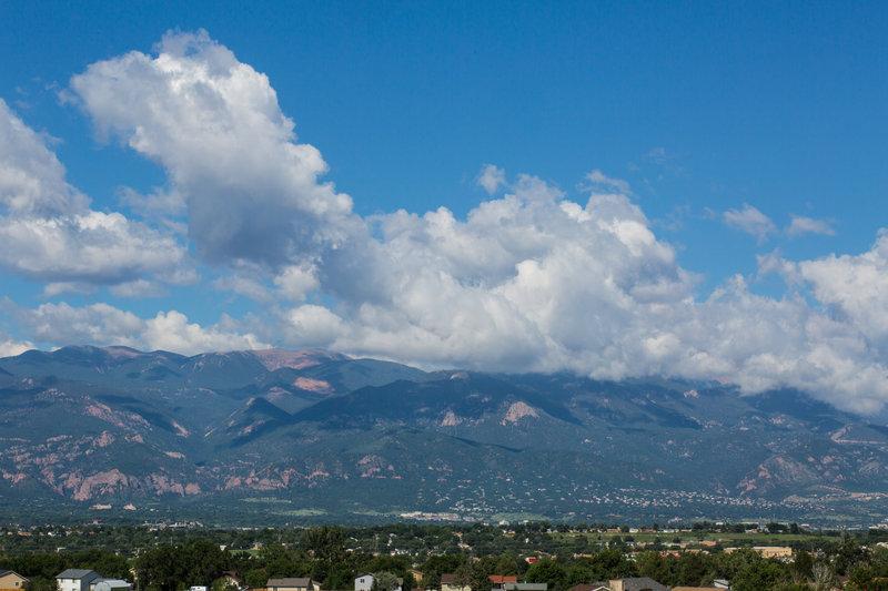 Holiday Inn Colorado Springs Airport-Colorado Springs Airport - Americas Mountain<br/>Image from Leonardo