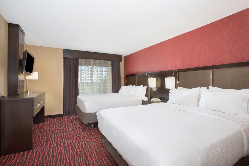 Holiday Inn Colorado Springs Airport-Colorado Springs Airport Two Queen Suite<br/>Image from Leonardo