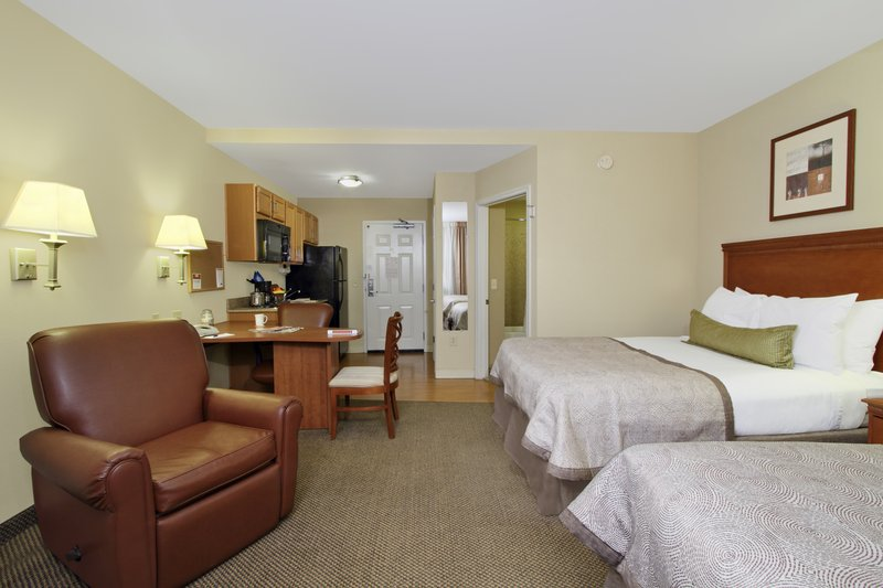 Candlewood Suites Norfolk Airport-Double Bed Guest Suite<br/>Image from Leonardo