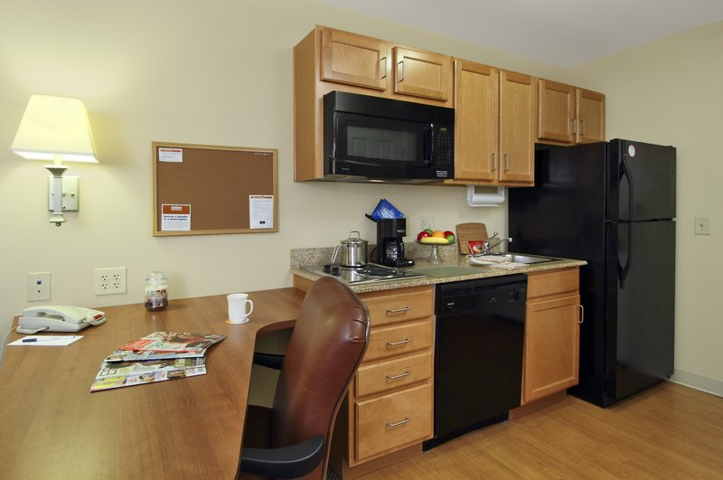 Candlewood Suites Norfolk Airport-Kitchen for Suites<br/>Image from Leonardo