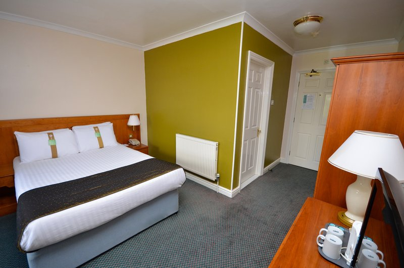 Holiday Inn Ipswich - Orwell-Double Bed Guest Room<br/>Image from Leonardo