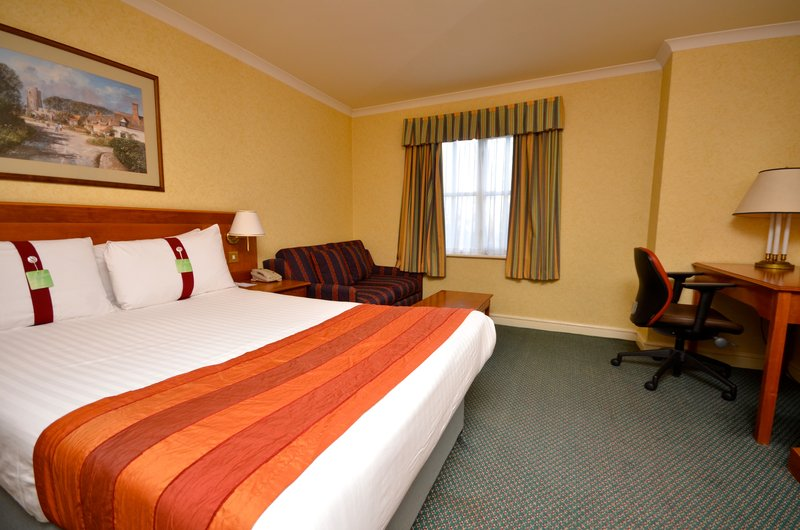 Holiday Inn Ipswich - Orwell-Guest Room<br/>Image from Leonardo