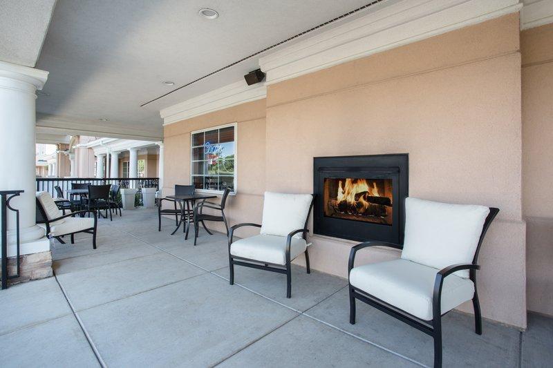 Holiday Inn Colorado Springs Airport-Guest Patio <br/>Image from Leonardo